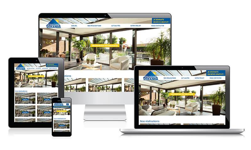 Le site standingveranda.com remis à neuf !