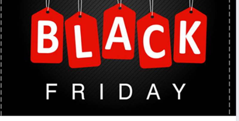 BLACK  FRIDAY  chez STANDING VÉRANDA