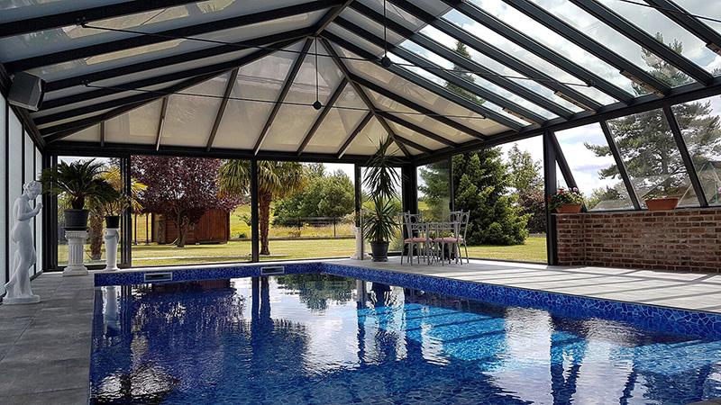 banner piscine